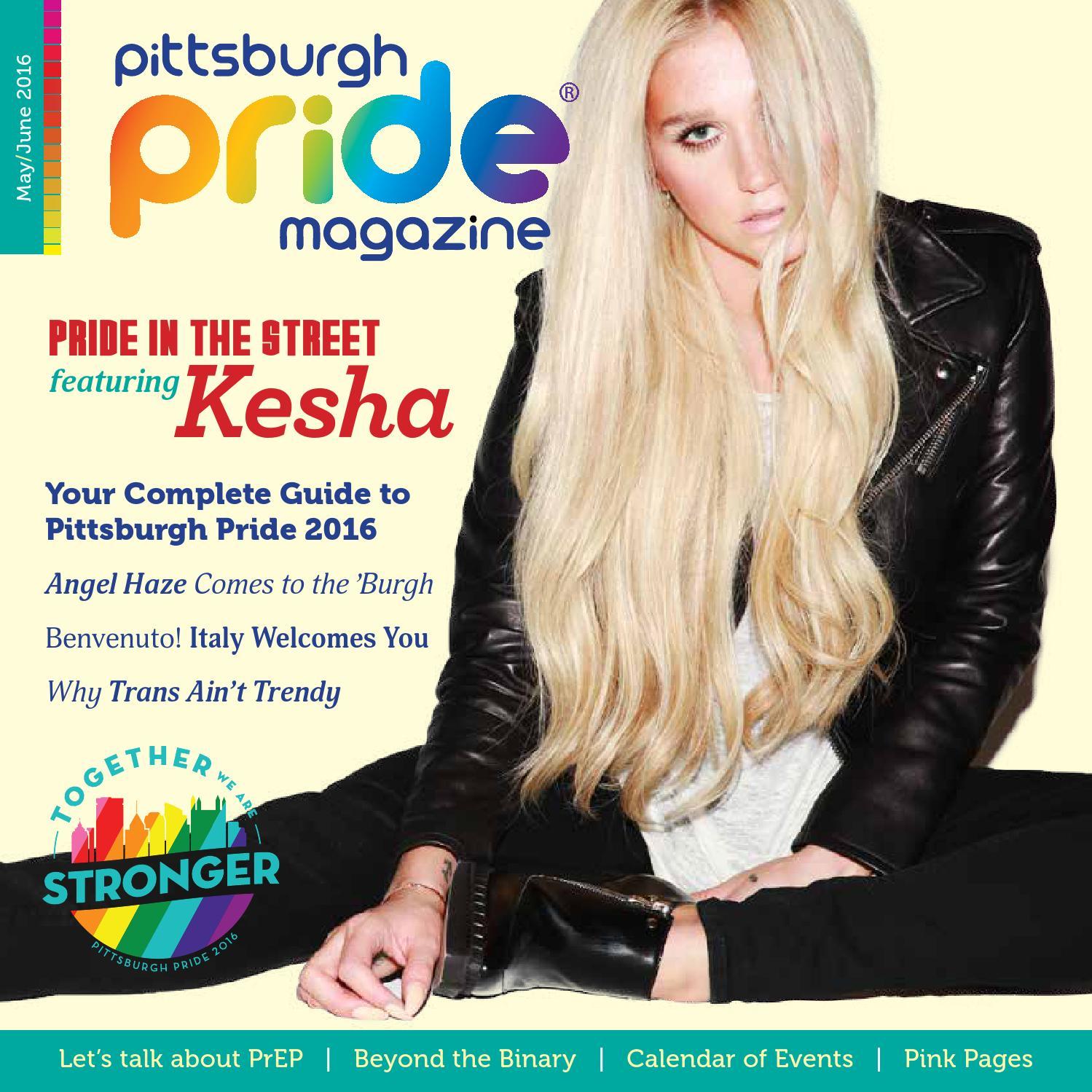 Pittsburgh Pride Mag 2016 by chris bryan issuu