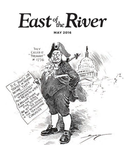 East Of The River Magazine May 2016 By Capital Community News