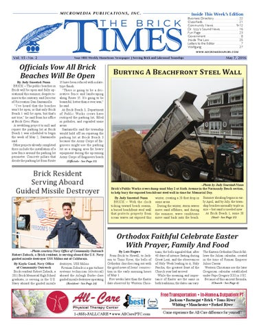 2016 05 07 the brick times by micromedia publications issuu page 1 fandeluxe Images
