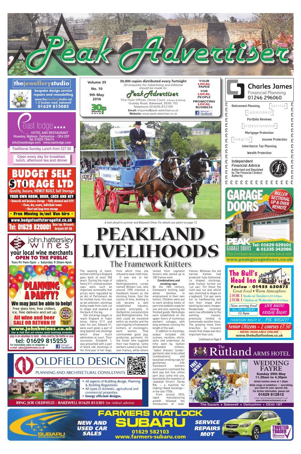 The Peak Advertiser 9516 By