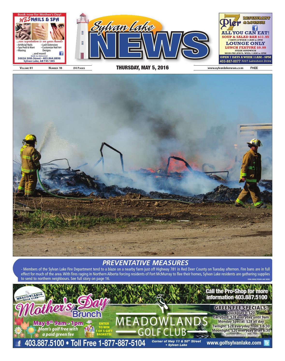 Sylvan Lake News, May 05, 2016 by Black Press - issuu