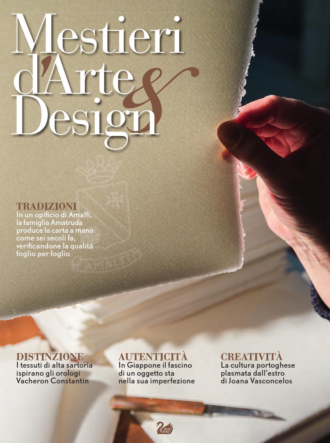 Mestieri d arte e design 13 by Fondazione Cologni dei Mestieri d Arte -  issuu 35750325e53