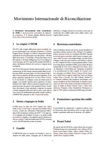 Mir Ifor history by Francesco Lo Cascio issuu