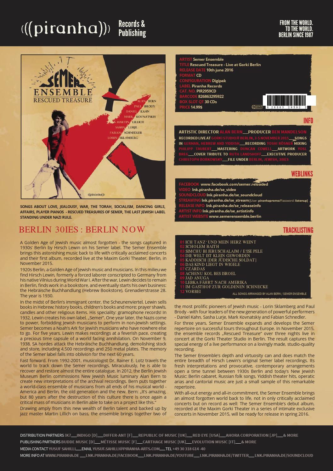 6-10 New Release Book by Redeye - issuu