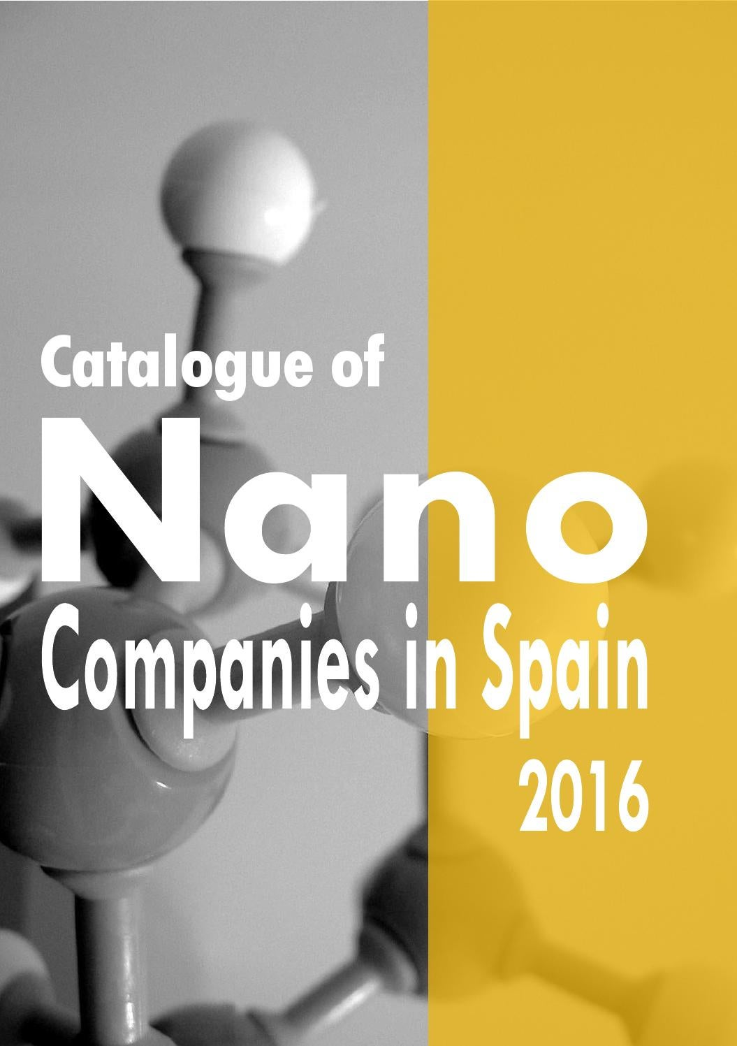 Catalogue Of Nano Companies In Spain V6 2016 By Phantoms  # Muebles Jaime Ibanez