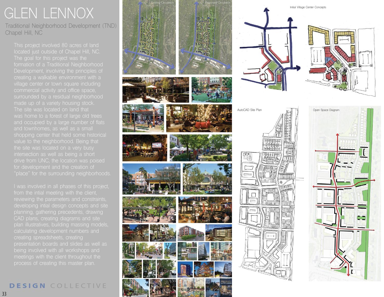 how to make a master plan architecture