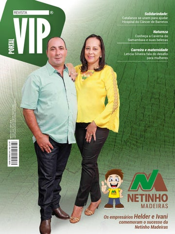 Portal VIP 98ª Netinho Madeiras by Iliane Fonseca - issuu 8e64903395
