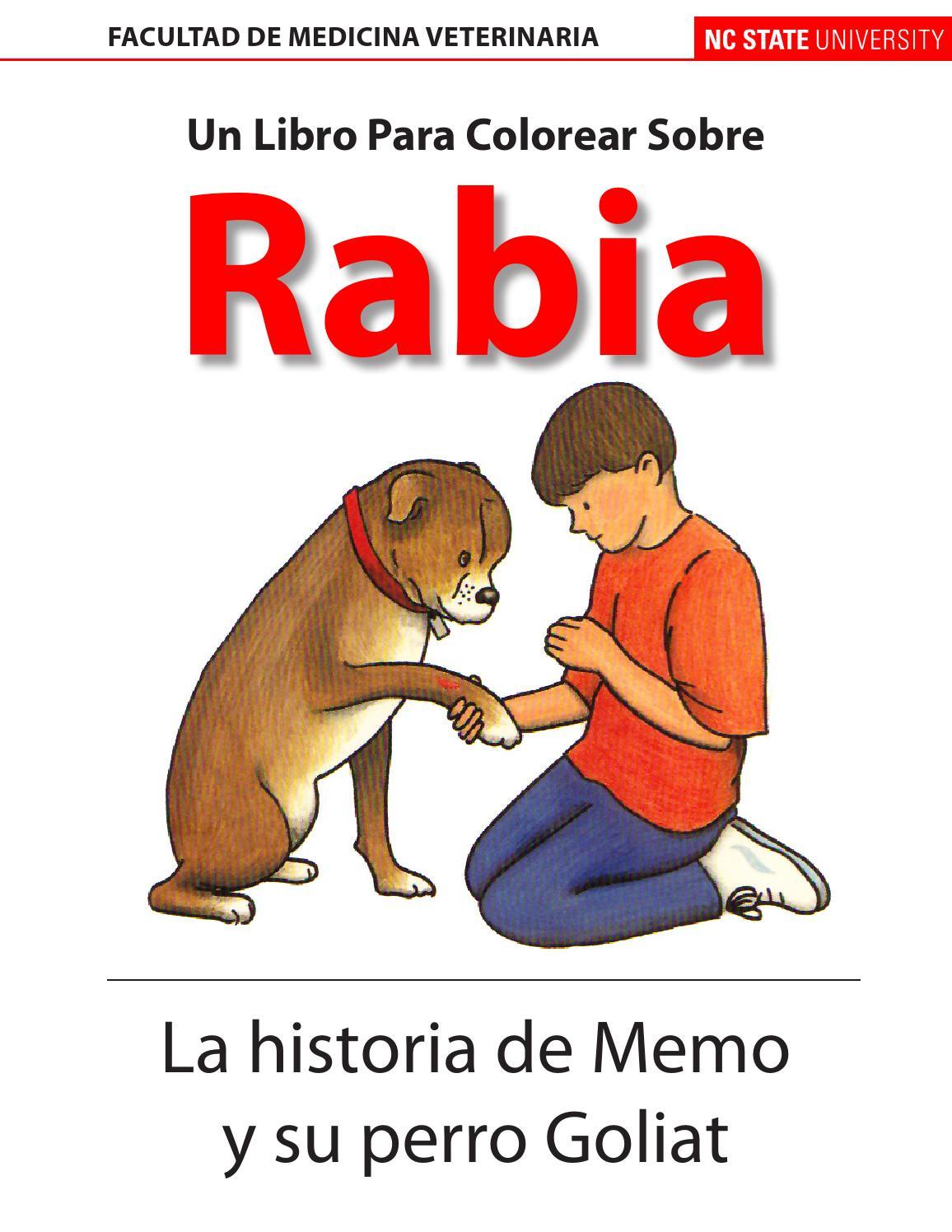 Rabia: libro para colorear 2010 mcorrea by Dr. Maria Correa - issuu