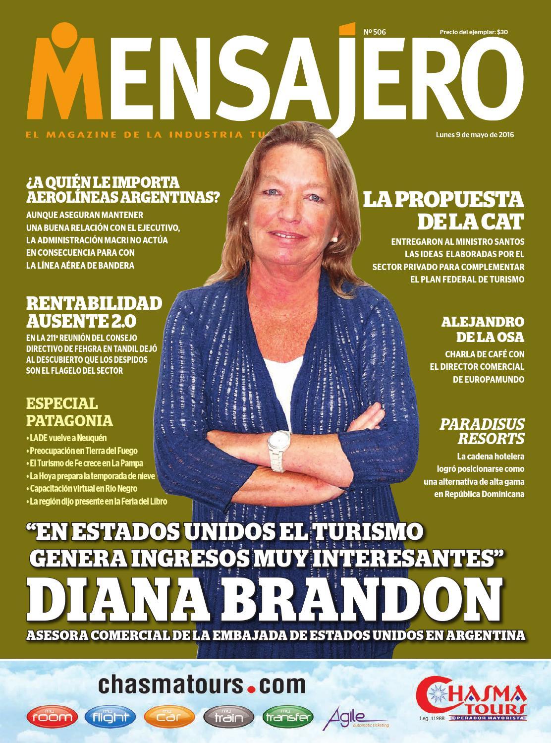 M506 by Mensajero Producciones SA - issuu