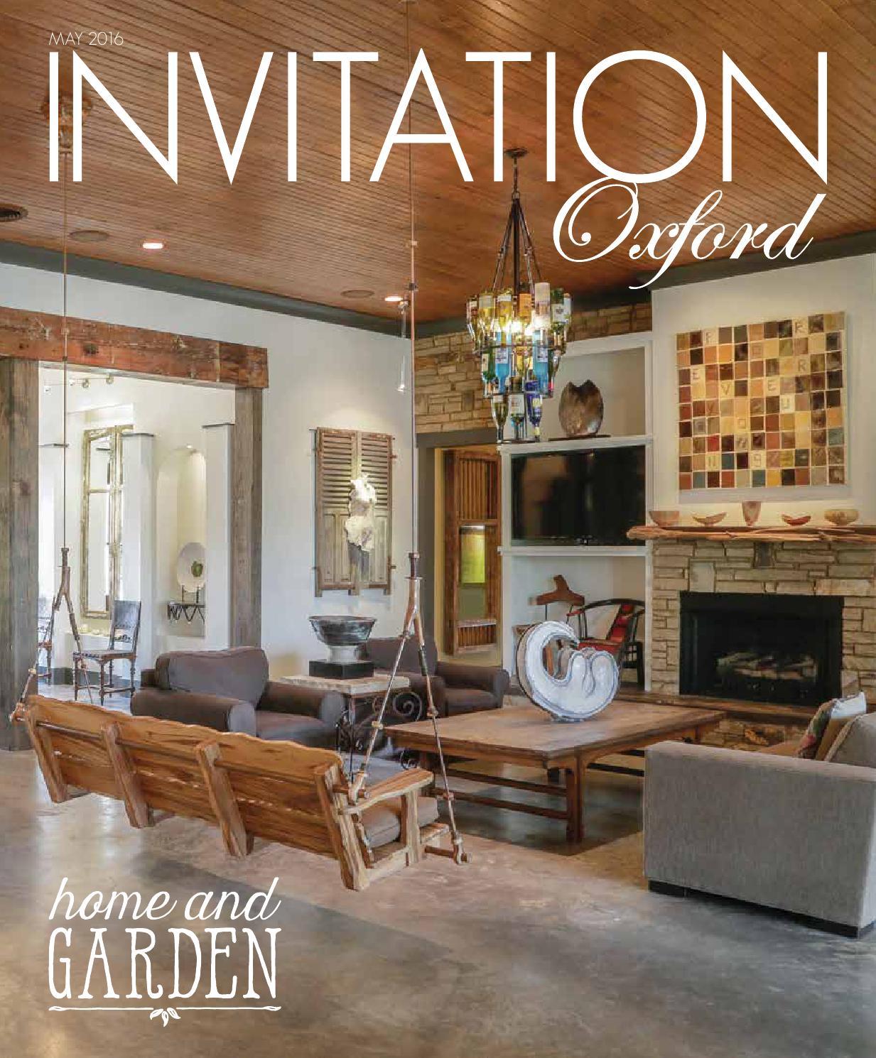 Wonderful Invitation Oxford   May 2016