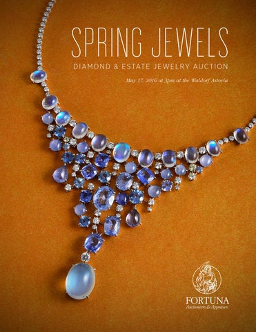 c68ae10ec04 Spring Jewels Auction Catalog by Fortuna Auction - issuu