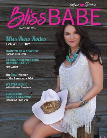 Bliss Babe Magazine May June 2016 By Bliss Life Magazine