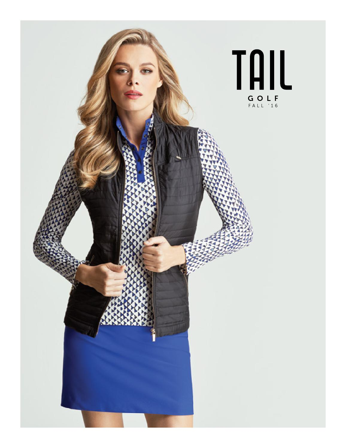 tail fall 2016 women's golf apparellori's golf shoppe