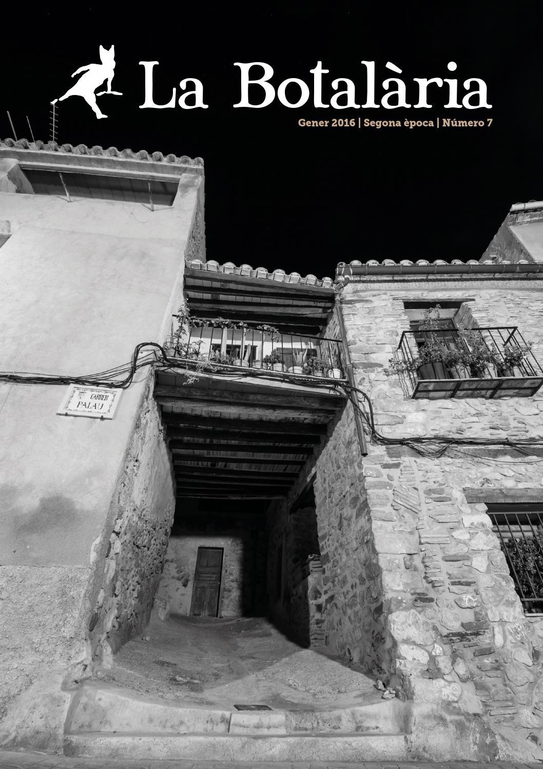 Muebles Pitarch Borriol - La Botal Ria N Mero 7 2016 By Associaci Cultural La Botal Ria [mjhdah]https://image.isu.pub/150409203737-fd8eda26d50b27d68b34cf42443a6e9d/jpg/page_1.jpg