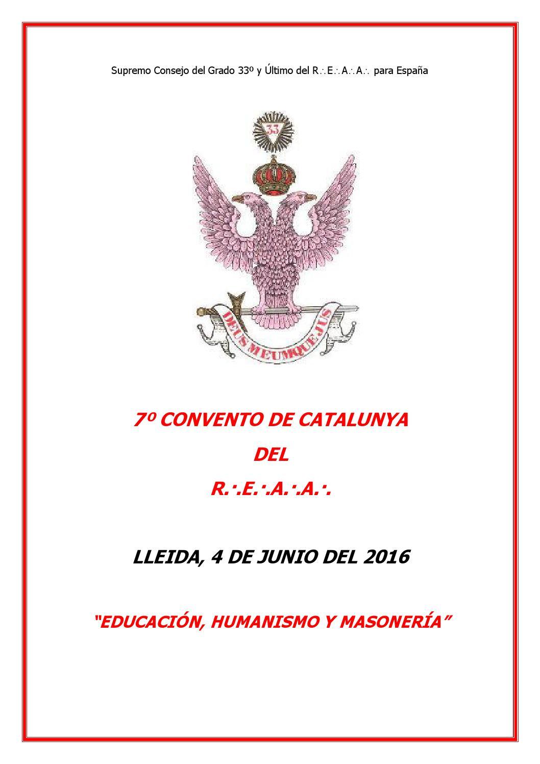 Programa convento lleida 2016