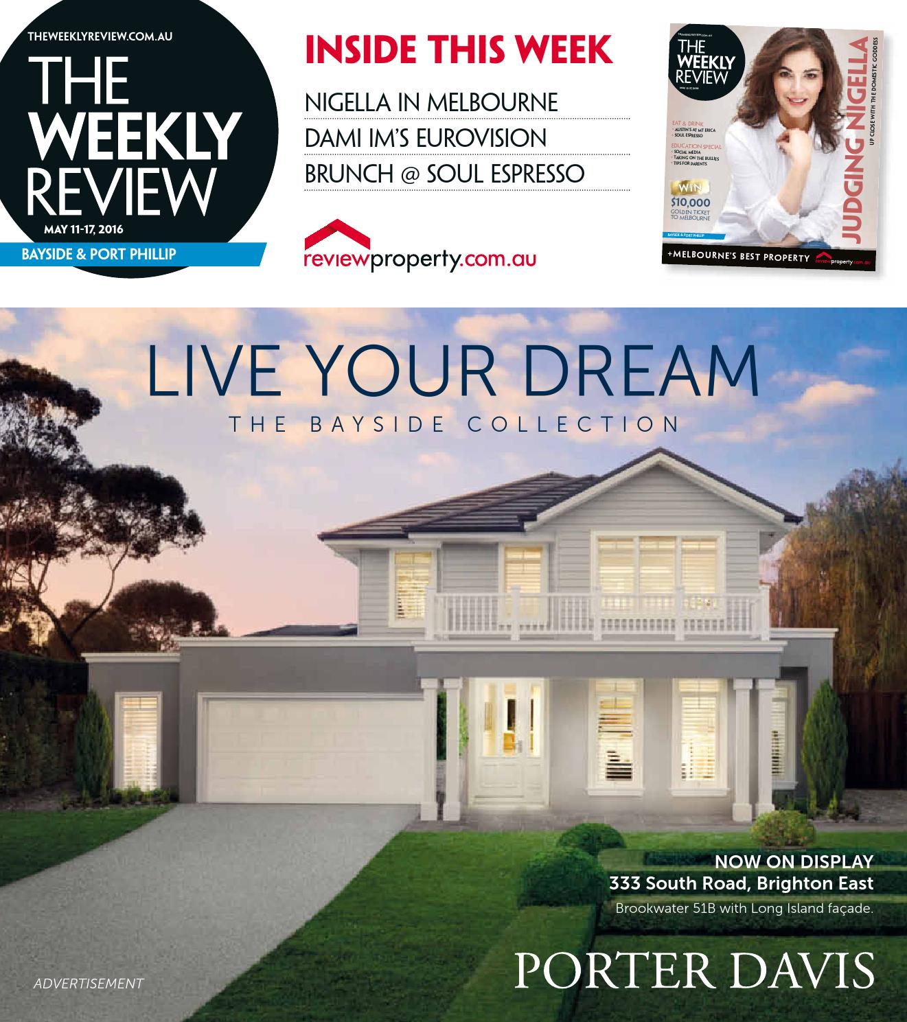 cc designer homes pty ltd bulleen vic designer houses The Weekly Review Bayside by The Weekly Review - issuu