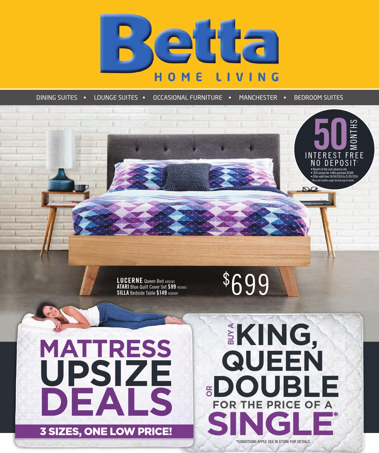 Betta Home Living Catalogue May2016 By Echo Publications Issuu