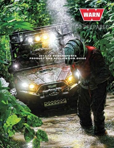 Warn Plow Mount ProVantage Honda TRX500F Foreman Rubicon 80554