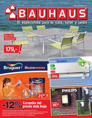 F5 bauhaus 2016 by bauhaus issuu - Bauhaus toldos ...