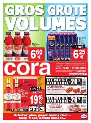 Carte Cora Cetelem Belgique.22 Gros Volumes 10 05 Bil Low By Cora Issuu