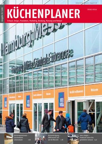 KÜCHENPLANER Ausgabe 1/2 2016 by strobelverlag - issuu