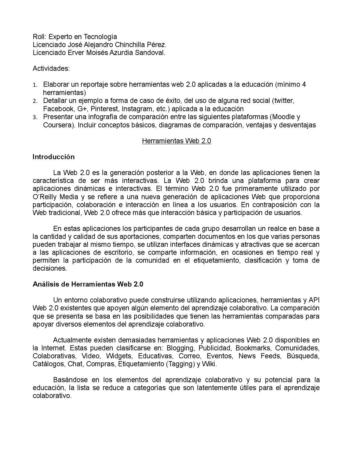Rol experto en tecnologia by Elithian93gt - issuu