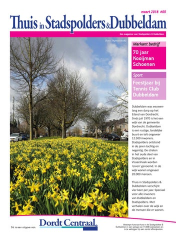 0bece2d6e9f Thuis in stadspolders : dubbeldam by DordtCentraal - issuu
