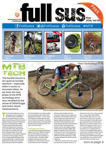 857ff1a23a3 Full Sus May 2016 by Full Sus #MTB - issuu