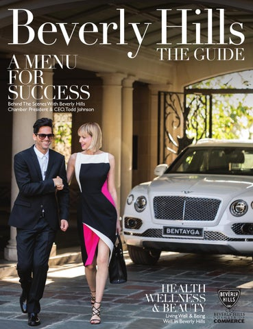 Beverly Hills The Guide By Chamber Marketing Partners Inc Issuu - Audi beverly hills car wash