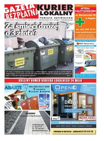 Gazeta Bezplatna Kurier Lokalny 216 By Michal Zaczyk Issuu