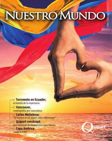 0681948c5b00 Revista Nuestro Mundo Air Magazine no 84 by Más Comunicación - issuu