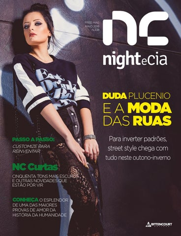 86a7788378 Revista Night e Cia - 09 Maio 2016 by Editora Bittencourt - issuu