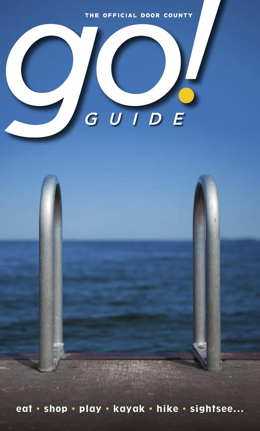 Door County Go Guide 2016 By Publishing Issuu For Diagram Wiring Opener Pv 612