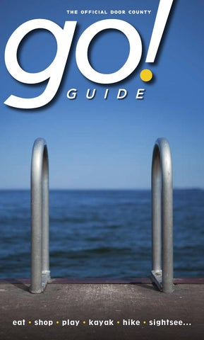 1bdaa35346 Door County Go! Guide 2016 by Door Guide Publishing - issuu