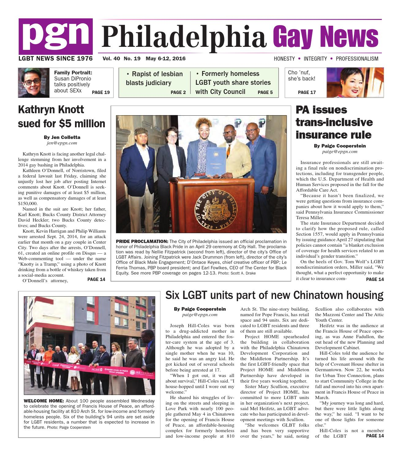 Pgn May 6 12 2016 By The Philadelphia Gay News Issuu Manzone Amadeus Navy M