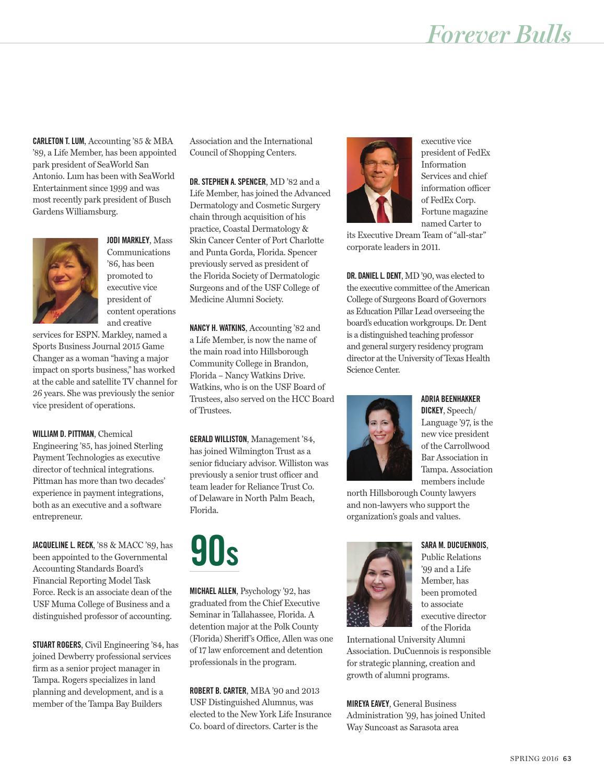USF magazine spring 2016 by USF magazine - issuu
