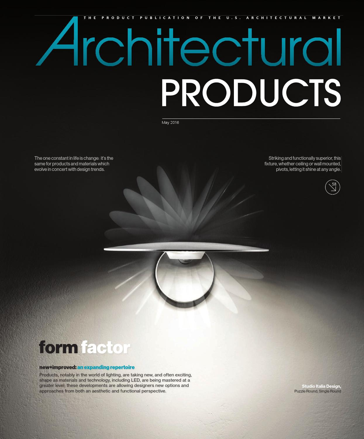 architectural products may 2016 by construction business media issuu