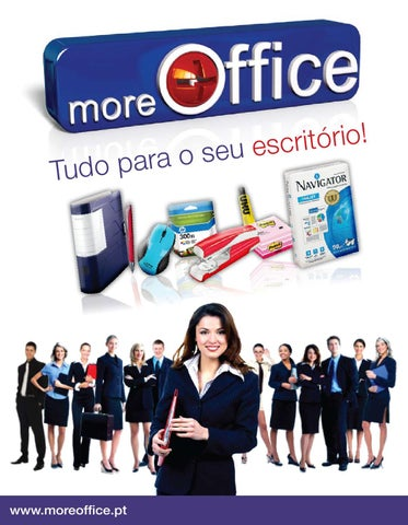 11416e368 CATÁLOGO MORE OFFICE II by More Office Bom trabalho! - issuu