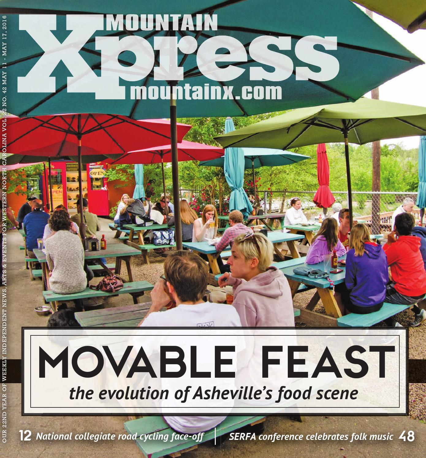 Mountain Xpress 05 11 16 by Mountain Xpress - issuu