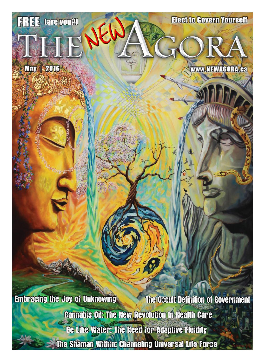 The New Agora may 2016