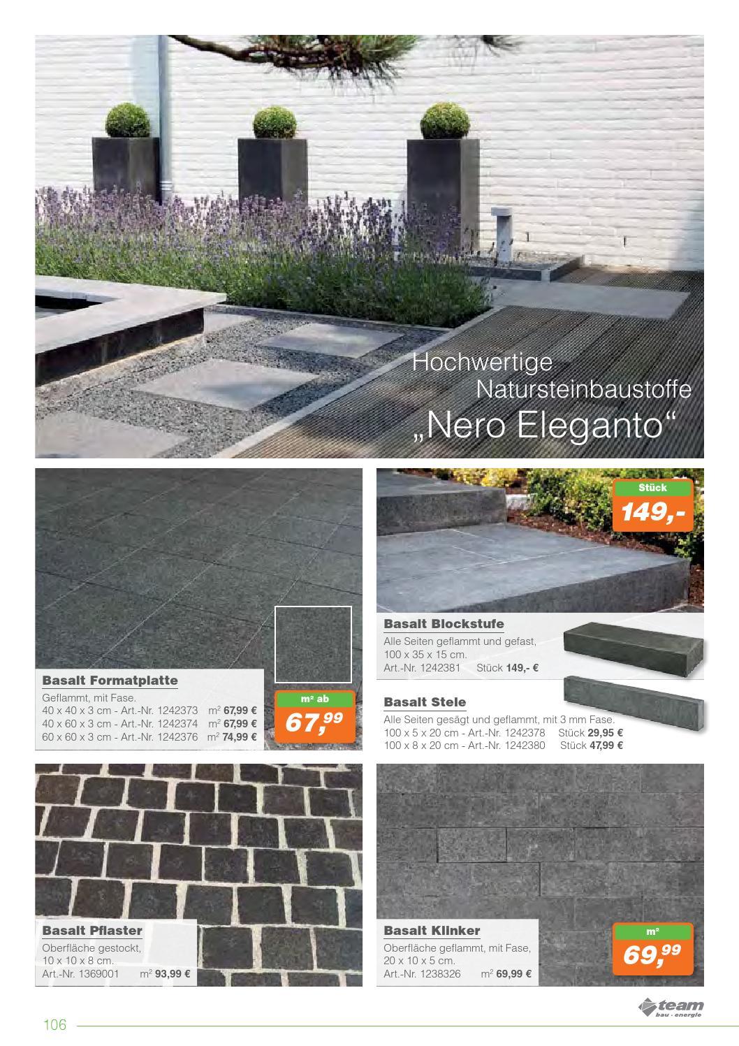 Mein Garten By New Media Works Issuu - Betonpflaster 40x40