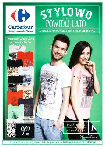 f5fb230de Carrefour gazetka moda od 11.05 do 23.05.2016 by iUlotka.pl - issuu