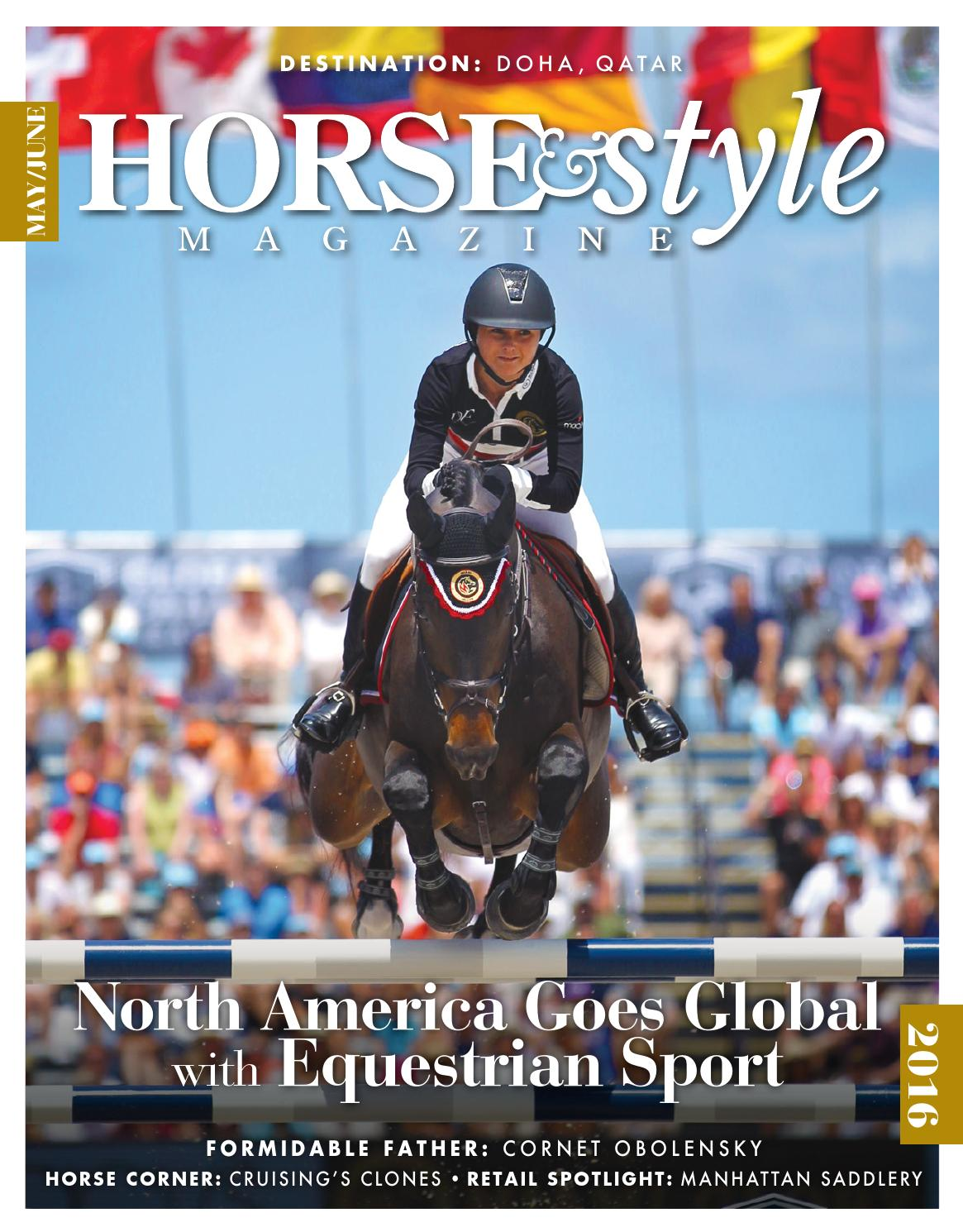 Horse & Style Magazine May/June 2016 by Horse & Style ...