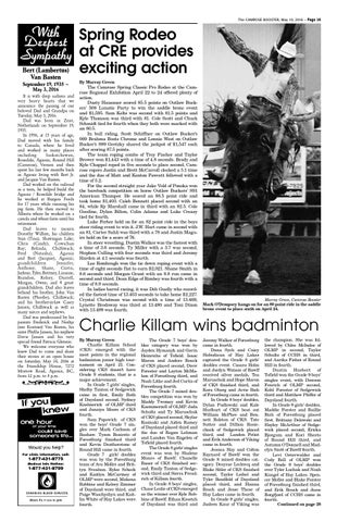 May 10 2016 camrose booster by the camrose booster issuu the camrose booster may 10 2016 page 26 publicscrutiny Image collections