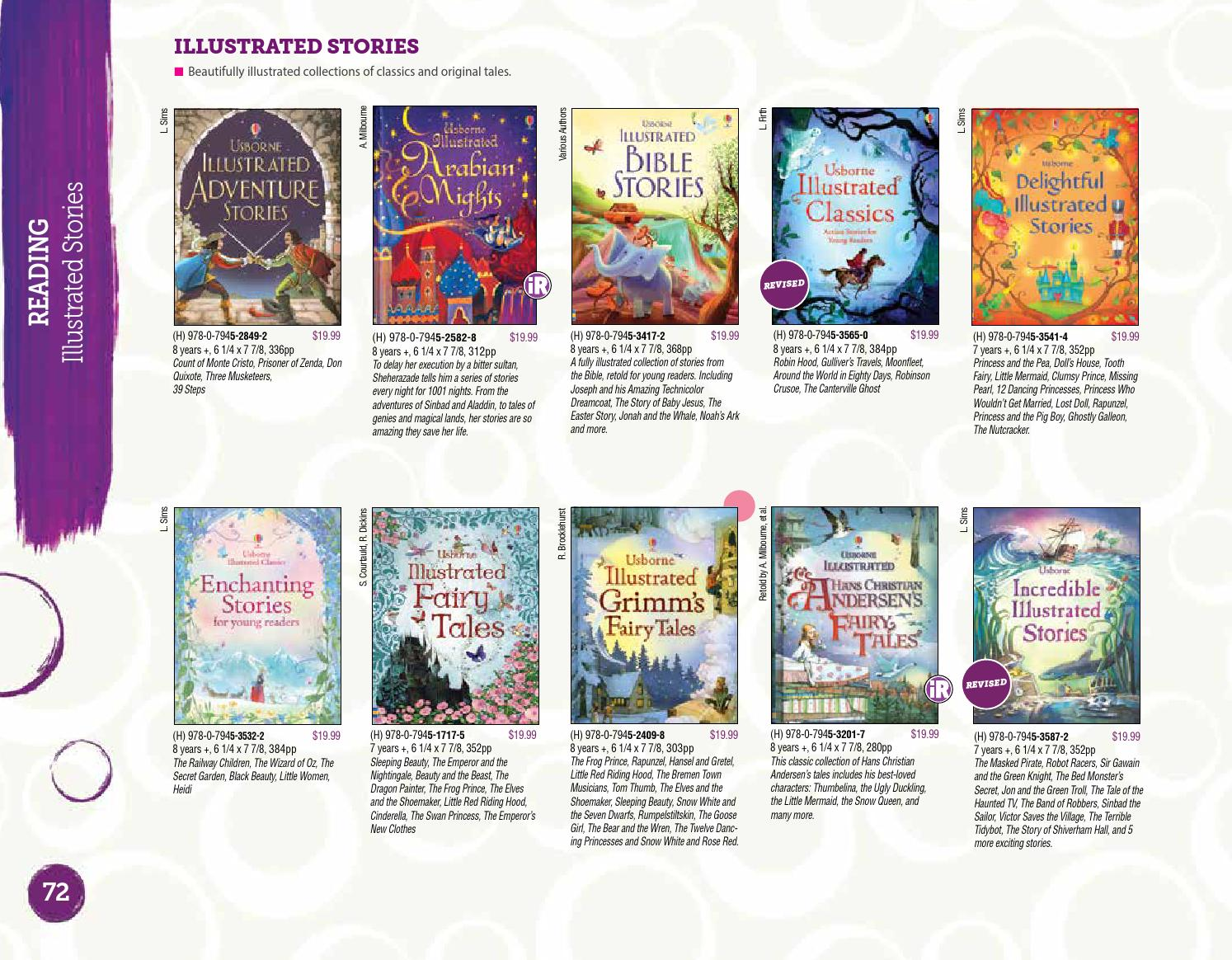 Usborne Books And More Spring 2016 Full Catalog By Amy Copeland