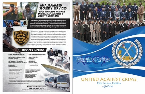 United against crime by association of caribbean commissioners of page 1 publicscrutiny Gallery