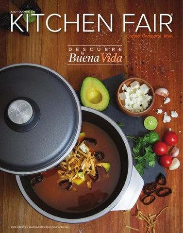 Kitchen Fair Catalog Mexico