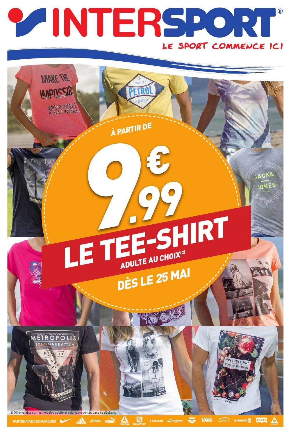 get online latest meet INTERSPORT - Été (40 pages) by INTERSPORT France - issuu