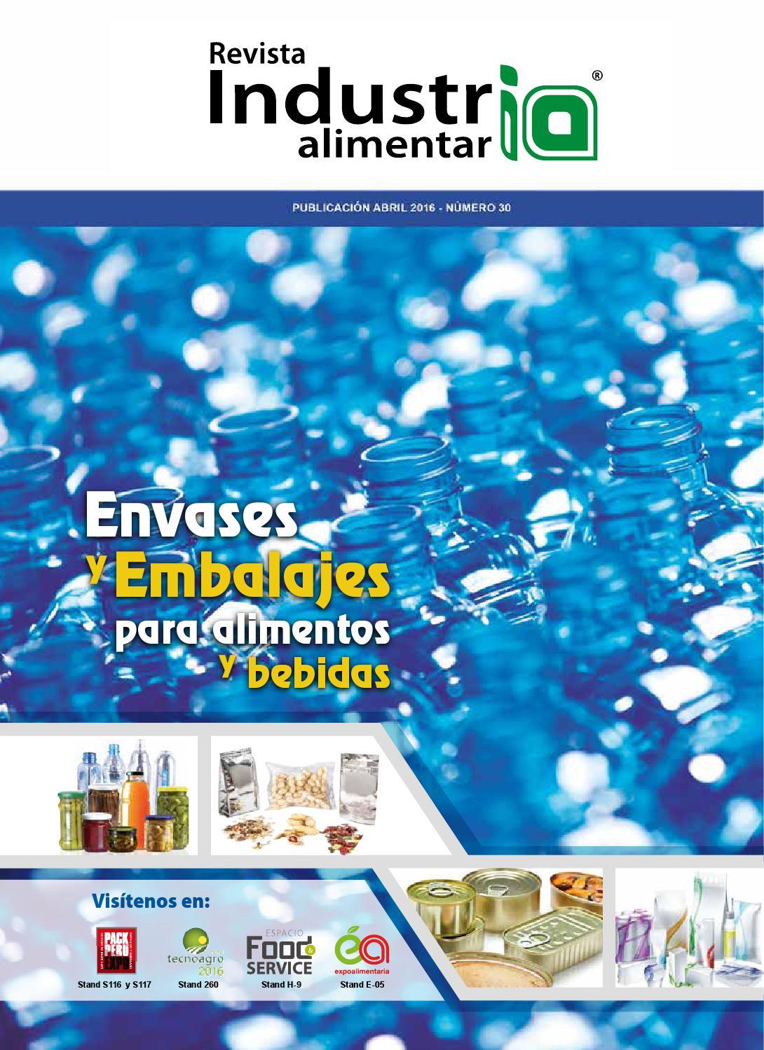 Edición 30 revista industria alimentaria by Revista Industria ...