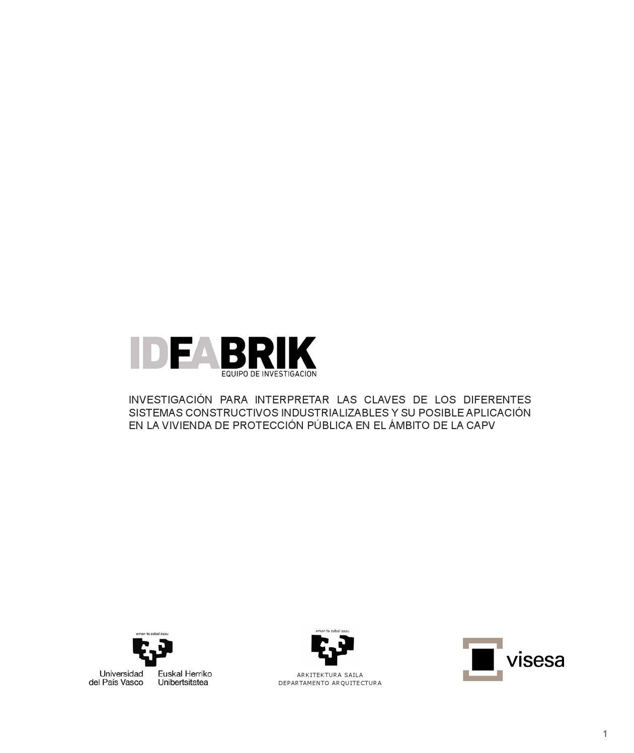IDEAFABRIK by View arkitektura - issuu